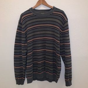 Eddie Bauer Vintage Knit Sweater